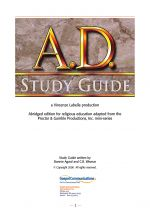 A.D. Study Guide - (PDF)