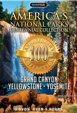 America's National Parks Centennial Collection: Grand Canyon, Yellowstone, Yosemite