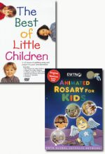 Animated Rosary / Best of Little Children set of 2