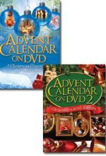 Advent Calendar On DVD - Set Of 2