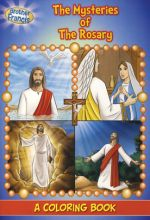 Brother Francis: Mysteries of the Rosary Coloring Book