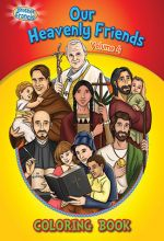 Brother Francis: Our Heavenly Friends - Vol. 4 Coloring Book