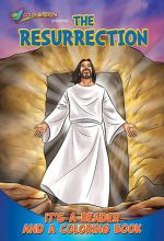 Brother Francis: Resurrection  Coloring Book