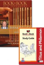 Book by Book: Titus and Philemon + Guide