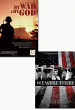 By War and By God + We Were There - Set of 2