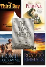 Best-selling DVDs for Easter - Set of Five