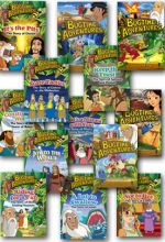 Bugtime Adventures - Set Of Thirteen