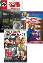 Corrie ten Boom - Set of 4 DVDs