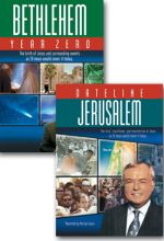 Dateline Jerusalem / Bethlehem Year Zero - Set Of Two