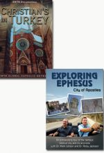 Exploring Ephesus and Christians in Turkey - Set of 2