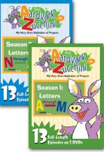 From Aardvark To Zucchini: Part 1, A-M / Part 2, N-Z - Set Of Two
