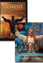 Genesis / Mark's Gospel - On Stage with Max MacLean - Set Of Two