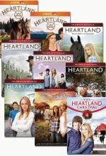 Heartland - Seasons 1-8 plus Christmas Special