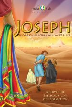 Joseph: Beloved Son, Rejected Slave, Exalted Ruler - .MP4 Digital Download