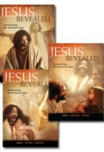 Jesus Revealed - Set of Three