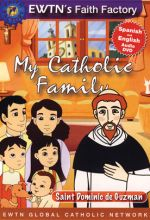 My Catholic Family: Saint Dominic De Guzman