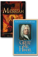 Messiah: George Frideric Handel's / Great Mr. Handel - Set Of Two