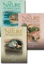 Nature Of The Holy Land - Set Of Three