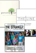 Poverty Cure, The Line, and The Stranger - Set of 3