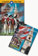 Saints and Strangers DVD and Free Printed Guide