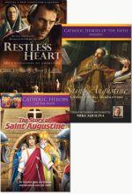 Saint Augustine - Set of 3