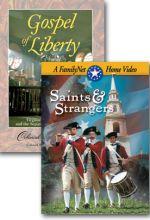 Saints And Strangers / Gospel Of Liberty - Set Of Two