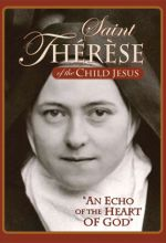 Saint Therese Of The Child - Jesus