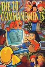 Ten Commandments - Animated - .MP4 Digital Download