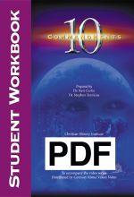Ten Commandments - Student Workbook (PDF)