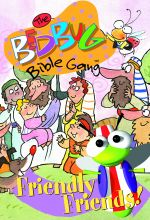 The Bedbug Bible Gang: Friendly Friends! - .MP4 Digital Download