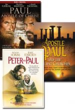 The Ultimate Apostle Paul Collection - Set of 3