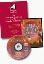 Trial And Testimony Of The Early Church - With Printed Material
