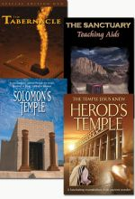 Tabernacle/Temple Set Of 4 DVDs