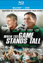 When The Game Stands Tall DVD / Blu-Ray
