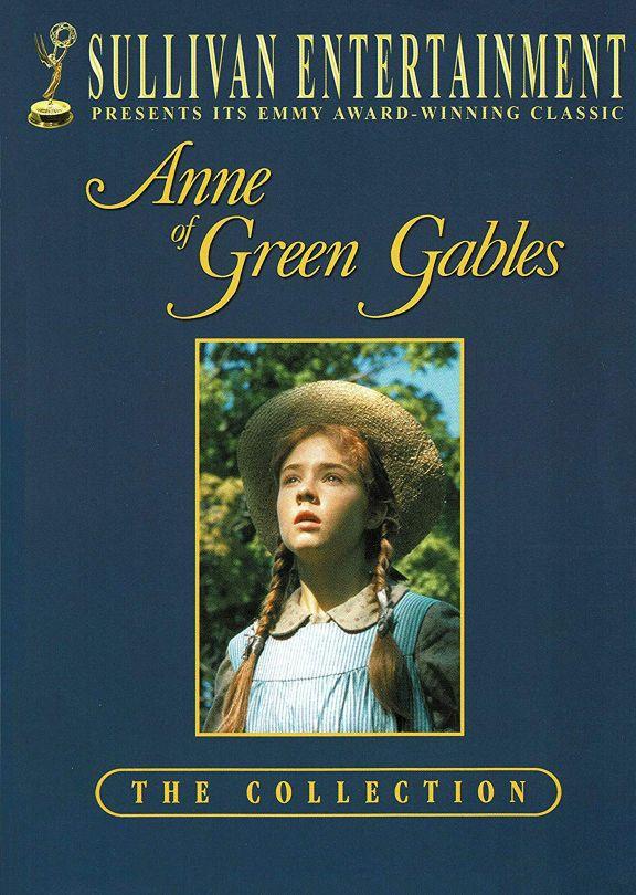 Anne Of Green Gables Set Of Three Dvd Catholic Video