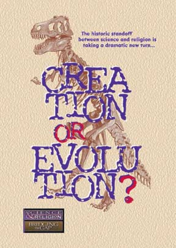 creation or evolution dvd catholic video catholic