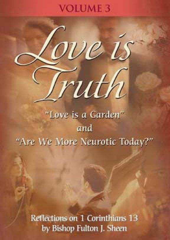 love is truth Do you see truth and love in competition with one another if so, i'd like to invite you to take a cursory glance at john's second letter with me.
