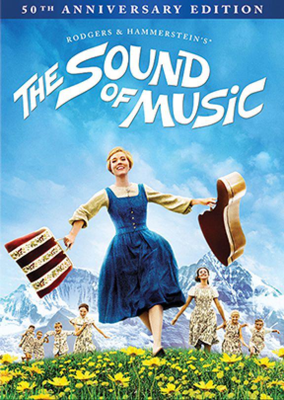 Sound Of Music 50th Anniversary Dvd Catholic Video