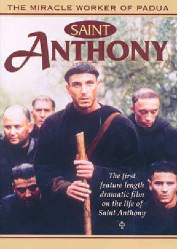 Translations Into Italian: Saint Anthony (Italian W/ English Subtitles) DVD