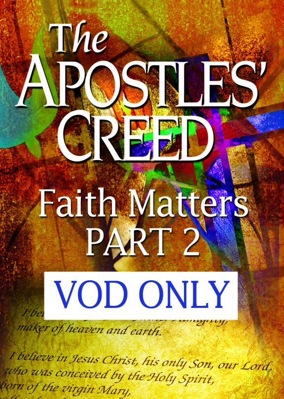 Catholic creed the apostle What is