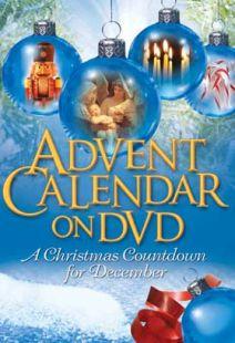 Advent Calendar On DVD - .MP4 Digital Download