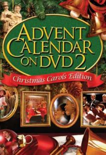 Advent Calendar On DVD 2 : Christmas Carols Edition