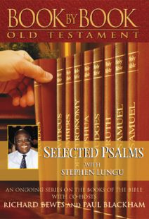 Book by Book: Selected Psalms DVD with guide