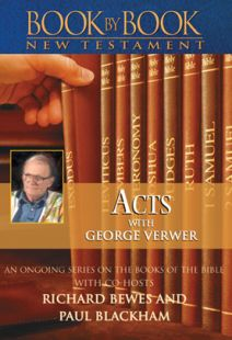 Book By Book: Acts DVD With Guide