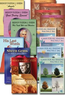 Bishop Fulton J Sheen - Set Of Fourteen