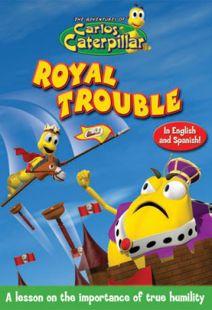 Carlos Caterpillar #11: Royal Trouble - .MP4 Digital Download