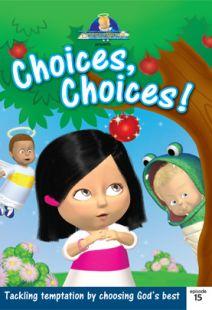 Cherub Wings #15: Choices, Choices! - .MP4 Digital Download