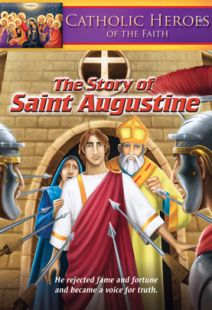 Catholic Heroes of the Faith: The Story of Saint Augustine - .MP4 Digital Download