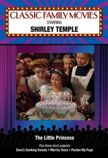 Classic Family Movies - The Shirley Temple Collection - .MP4 Digital Download