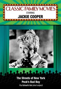 Classic Family Movies - The Jackie Cooper Collection